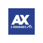Logo AX 3 Domaines Snake Gliss